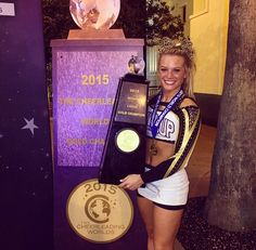 World Cup Shooting Stars 2015 World Champions