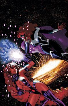 Teen Titans sex tegneserie