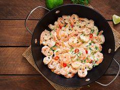 Creamy Garlic Butter Shrimp