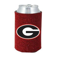 Georgia Bulldogs Official Ncaa Insulated Coozie Can Cooler by Kolder, Multicolor