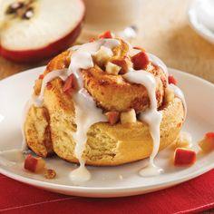 I added raisins Croissants, Bon Dessert, Dessert Recipes, Scones, Tooth Cake, Lactose Free, Apple Cake, Raisin, Muffins
