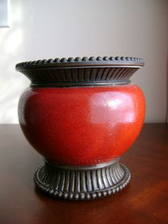Partylite Moroccan Spice Pillar Candle Holder #3