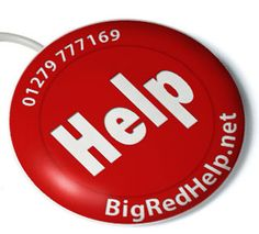 Free USB Big Red Help Button