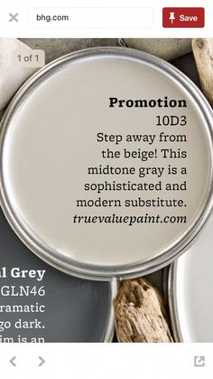 Seal grey- paints, paints, paints - Grey with warm tones Interior Paint Colors, Paint Colors For Home, Paint Colours, Interior Design, Pintura Exterior, Boho Home, Paint Schemes, Color Schemes, Exterior Paint