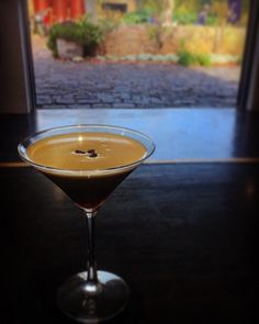 Espresso Martini #cocktails #weekend #portfairy #greatoceanroad #summer by blakesrestaurantportfairy http://ift.tt/1UokfWI