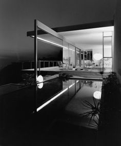 Architecture by Julius Shulman