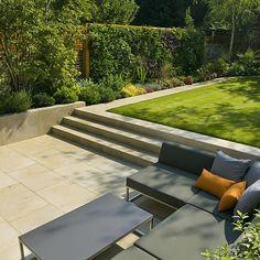 Contemporary Family Garden St Johns Wood