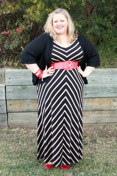 life as we know it Aussie Curves Red Plus Size Fashion Blogger