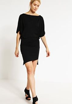Vivienne Westwood Anglomania - INFINITY - Sukienka z dżerseju - black