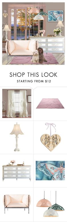 """""""Autumn pretty"""" by frenchfriesblackmg ❤ liked on Polyvore featuring interior, interiors, interior design, home, home decor, interior decorating, Lush Décor, ESPRIT, Kathy Ireland and Nordstrom"""