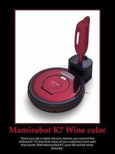 For European customers~! Mamirobot is available on below website! www.mamiroboteu.com