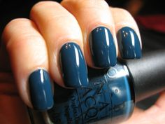 Ski Teal We Drop, OPI, $6