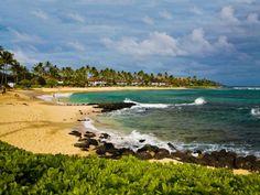 Poipu Beach, Kauai : Top 10 Hawaiian Beaches : TravelChannel.com