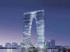 architecture moderne en chine