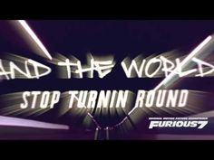 """JESSIE SPENCER: Sevyn Streeter - """"How Bad Do You Want It (Oh Yeah)"""" [Lyric Video - Furious 7 Soundtrack]"""