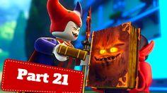 Lego Nexo Knight AXL Android/IOS Gameplay Part 21 - Nexo Power/Shield Av...