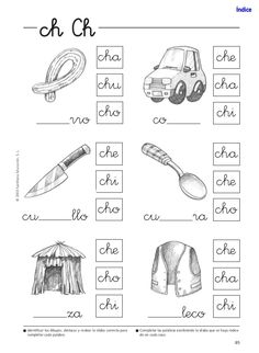 Resultado de imagen para letra ch para colorear Primary Lessons, Chi Chi, Teaching, School, Google, David, Speech Pathology, Letter H Activities, Writing Activities