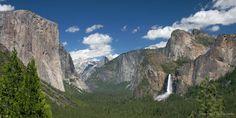 Yosemite, Half Dome, El Capitan Photo Journal