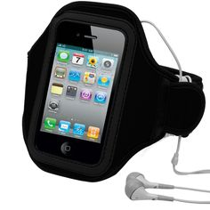 Neoprene Running Exercise Armband For Nokia Lumia 800, 808, 810, 820, 822, 900, 920, 925, 928. Comfortable and adjustable Velcro Strap, Machine Washable (Normal). Access your music and the touch screen while armband is in use with cell phone.