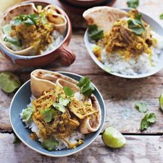 Indonesian Fried Rice Recipe, Jamie Oliver 5 Ingredients, Beef Chops, Beef Curry, Pasta, Chapati, Avocado, Tacos, Mexican