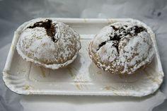 Il Bocconotto di Bitonto  Tipico dolce pugliese. Particolarmente rinomato quello di Bitonto che si fa risalire a una ricetta delle monache benedettine. it.wikipedia.org/wiki/Bocconotto