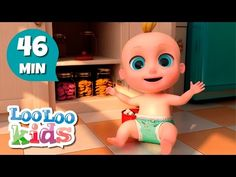 Johny Johny Yes Papa - THE BEST Song for Children | LooLoo Kids - YouTube