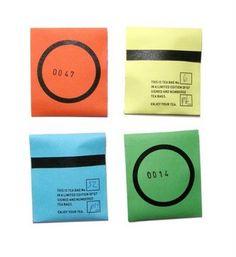 Design Crush tea bags