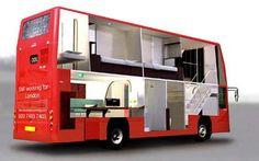 Autobuses vivienda