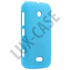 Hard Shell (Lys Blå) Nokia Lumia 510 Deksel