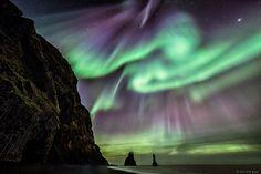 LA FOTO DESTACADA DE LA SEMANA Leyendas islandesas y aurora