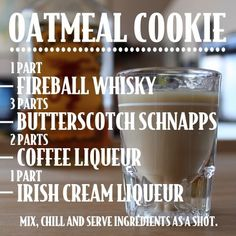 Fireball Whisky recipe- My Festivies Shot???????