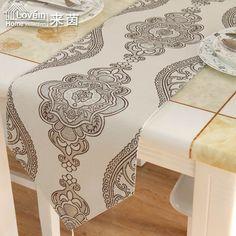Charmant Elegant Table Runner | Table Runner Love | Pinterest | Elegant Table And  Sewing Techniques
