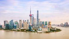 Chinese Wisdom: Shanghai Begins Blockchain Smart City Integration Luxury Travel Agents, Visit Shanghai, Workplace Design, Smart City, Rest Of The World, Business Events, Walking Tour, Event Design, New York Skyline