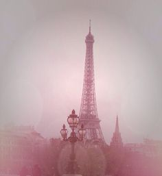 Paris a la pink