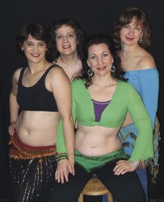 The Goddess Dancing - great troupe out of Boston.