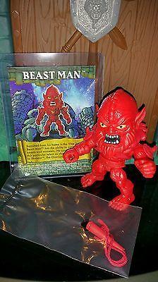 Loyal Subjects Masters of the Universe MOTU Wave 2 Mini Action Figure Beast Man