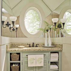 Comfortable Guest Baths