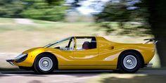 1967 Ferrari Dino 206 Competizione (Pininfarina)
