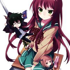 Hataraku Maou-sama (High School Version)