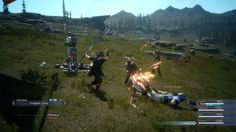 The 6 biggest ways Final Fantasy XV is mixing up the series in a big way   Its here. Its actually here. More than a decade later a couple of names changes and more interim spin-offs than you could shake a chocobo at Final Fantasy XV has arrived. And with 2016 quickly becoming our collective annus horribilis weve been in need a little bit of good news so Noctis and his (boy) band of armed male models have arrived to cut down our gloom with their razor-sharp cheekbones.  So to celebrate its…