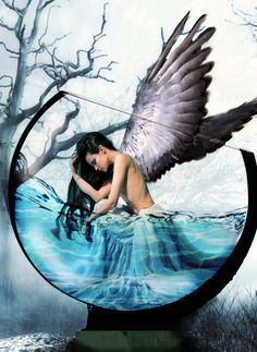 Angel in the Water