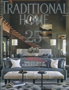 traditional home cover featuring mcalpine tankersley