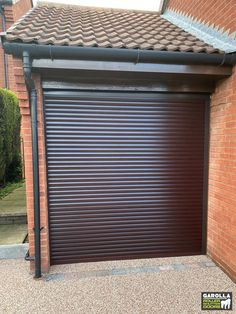 Each Roller Shutter Garage Door from Garolla is designed with security in mind. Allowing you to sleep peacefully at night, our Roller Door security prevents thieves from entering the property. Click the link to see our roller door. Single Garage Door, Garage Door Paint, Garage Door Decor, Garage Door Makeover, Garage Door Design, Garage Walls, Garage Doors, Roller Doors, Roller Shutters
