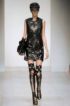 London Fashion Week: KTZ SS13