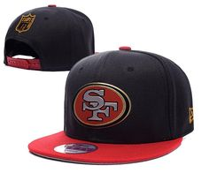 Mens San Francisco 49ers New Era 2016 NFL Liquid Chrome Team Logo 9fifty  Sports Fashion Snapback · Mlb Baseball CapsFootball ... aaf7140f0