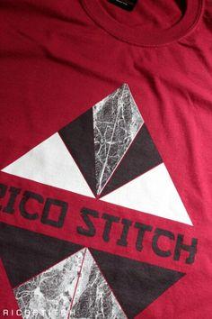 RED #RICOSTITCH #AW14