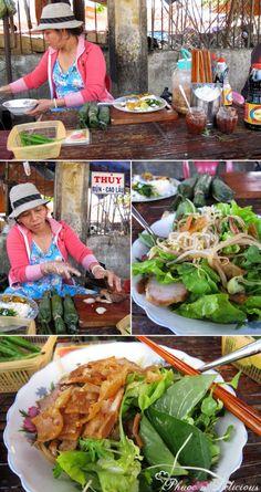 Street Food Feasting in Hoi An. Ahhh memories of Hoi An...