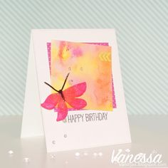Vanilljas Party Kit, Beach Party, Blog, Card Making, Happy Birthday, Create, Cards, Smile, Stamps