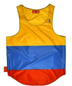 Colombia Flag Tank top by CHRiS CARDI House of Design