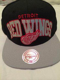 Snapback NHL Detroit Red Wings